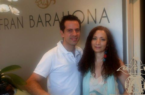 Fran Barahona Curso con Sukha