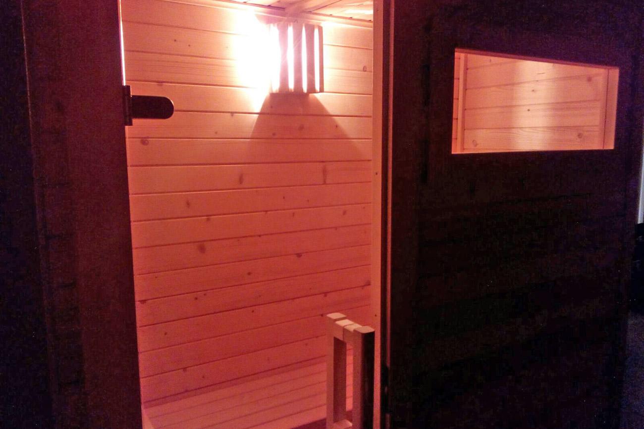 Sauna Finlandesa Centro Fran Barahona
