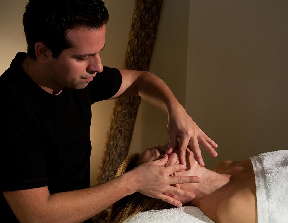 Antiage facial masaje