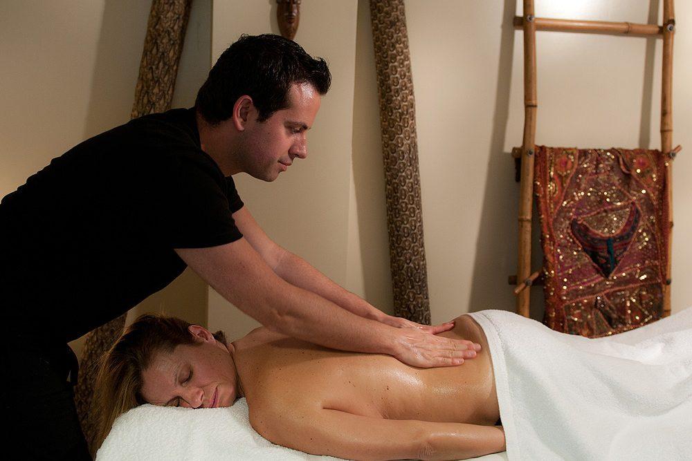masaje corporal Fran Barahona