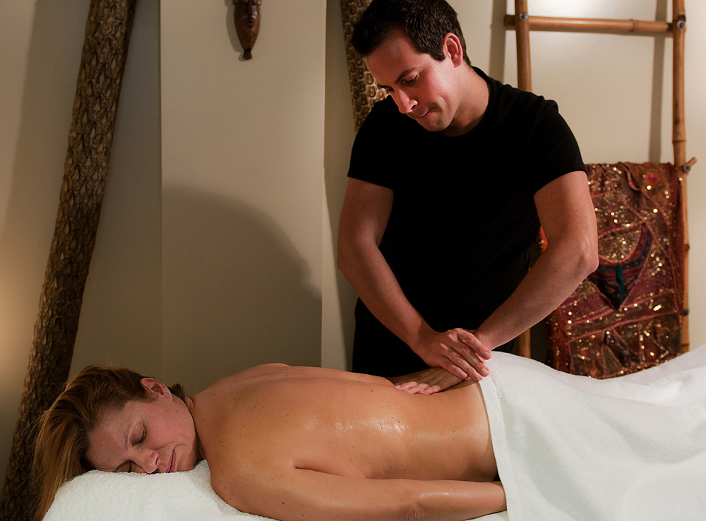Marma massage Ayurveda Fran Barahona