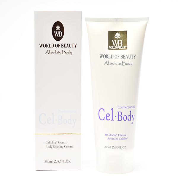 Crema celulítica CEL BODY de World of Beauty
