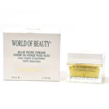 Crema Facial ROSE BLUE de World of Beauty