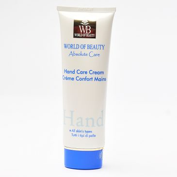 Crema de manos de World of Beauty
