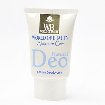 Desodorante natural de World of Beauty