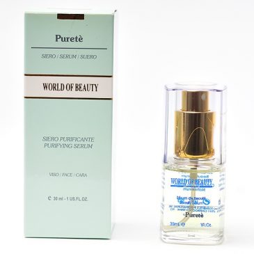 Serum PURETE de World of Beauty