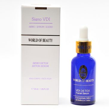 Serum Detox VDI (bolsas de ojos) de World of Beauty