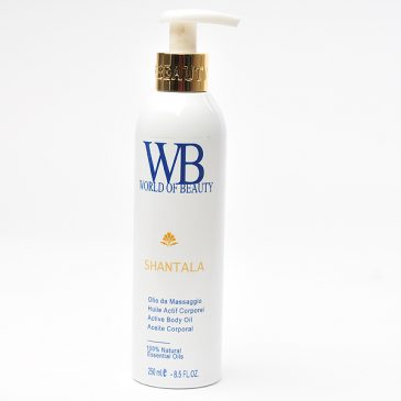 Shantala Aceite de Masaje de World of Beauty